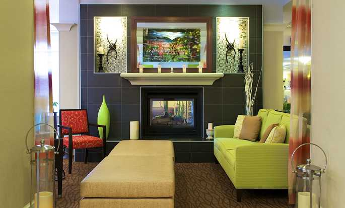 Hilton Garden Inn San Francisco/Oakland Bay Bridge Hotel - Lobby