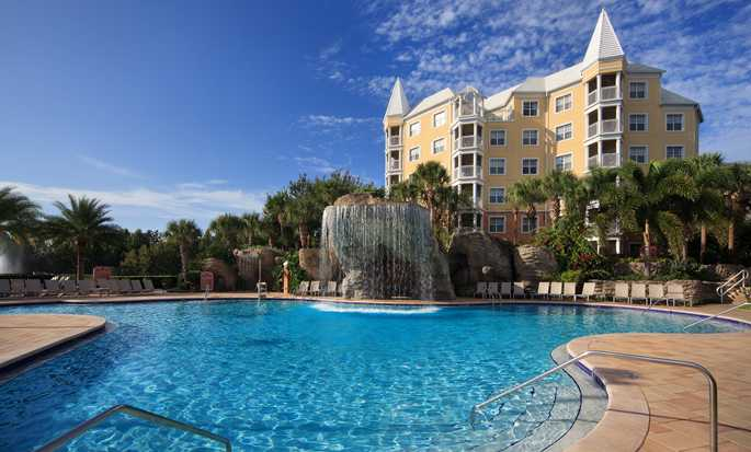 Hilton Grand Vacations at SeaWorld hotel, Orlando - Exterior view