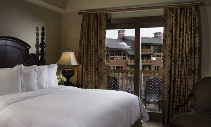 Sunrise Lodge, Hilton Grand Vacations, Utah, USA - Suite King Room