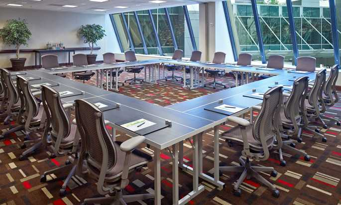 Hilton Atlanta hotel, Ga. - Meeting Room