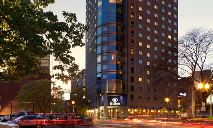 Hilton Boston Back Bay, USA - Hotel exterior