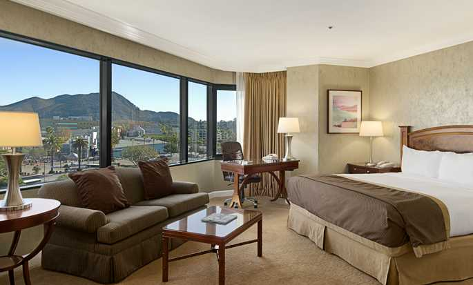 Hilton Los Angeles-Universal City, USA - Alcove King room