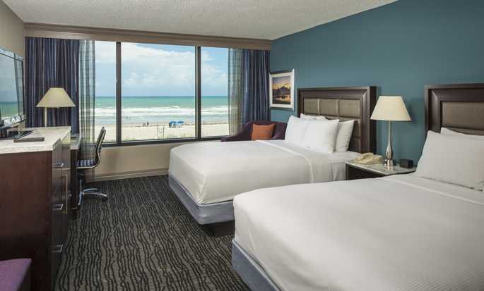 Hilton Cocoa Beach Oceanfront Hotel, FL, USA - Double room