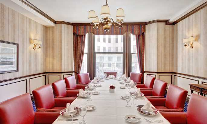 The Drake Hotel, Chicago, USA - Meeting room