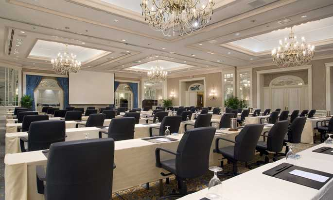 Hilton Short Hills hotel, New Jersey - Meeting Room