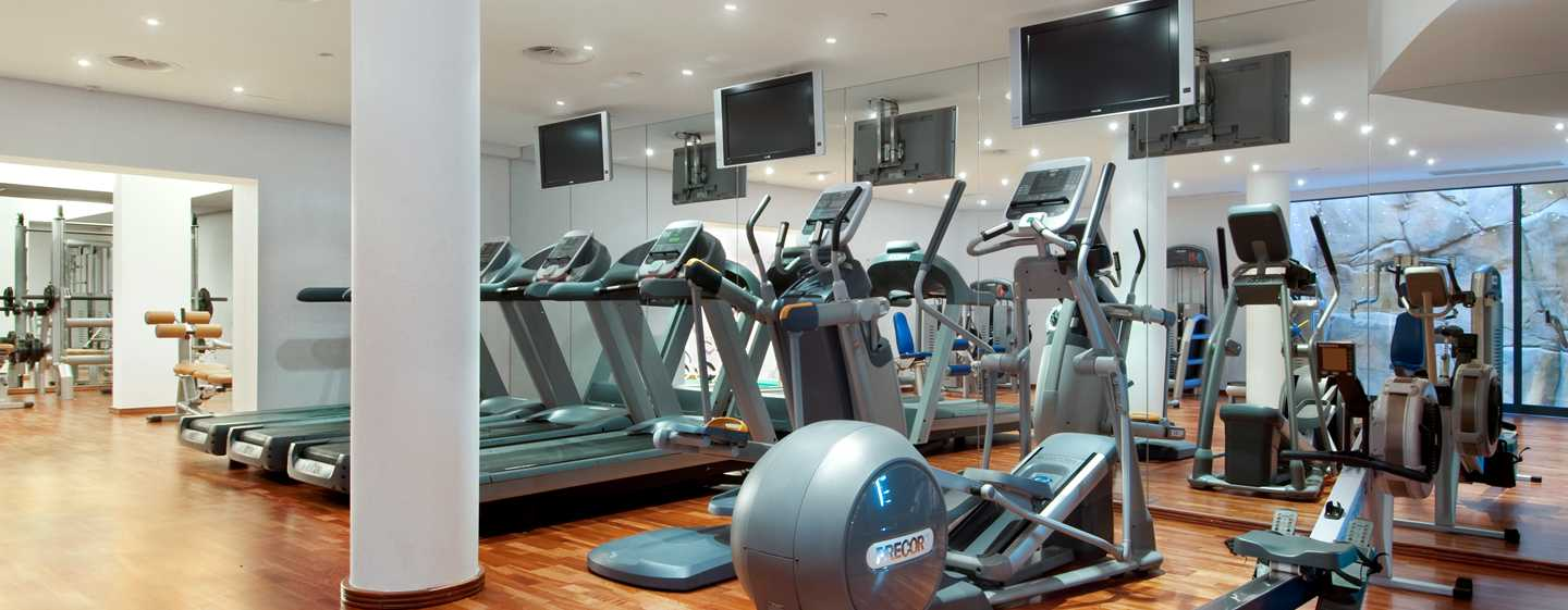 Hilton Vilamoura As Cascatas Golf Resort & Spa, Portugal - Fitness Center