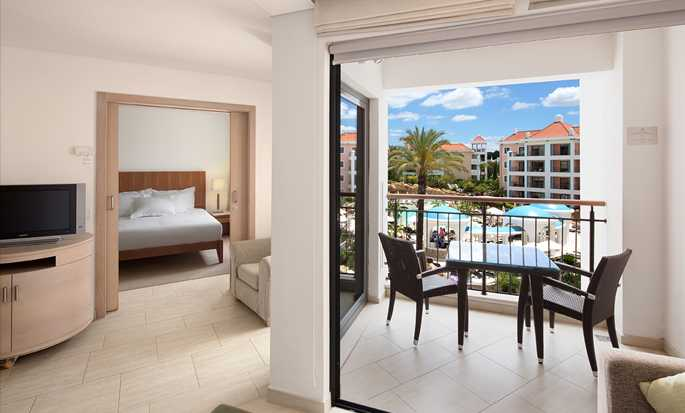Hilton Vilamoura As Cascatas Golf Resort & Spa, Portugal - One bedroom appartment with pool view