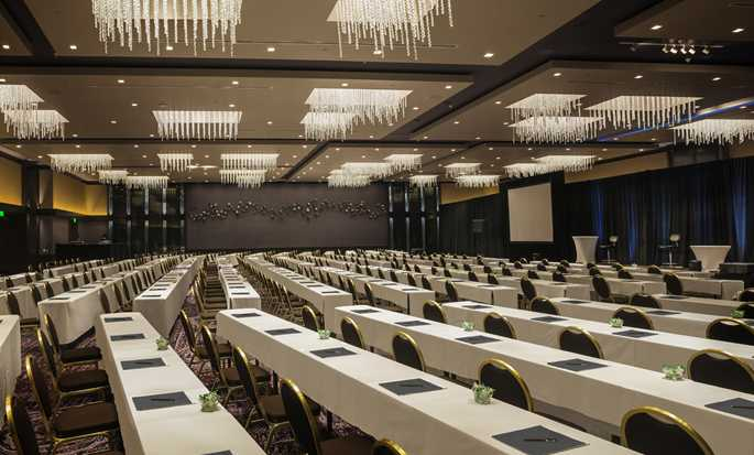 Hilton Los Angeles Airport Hotel, CA - Ballroom Grey