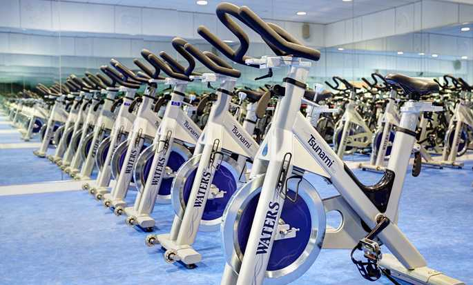 Hilton New Orleans Riverside hotel - Fitness center