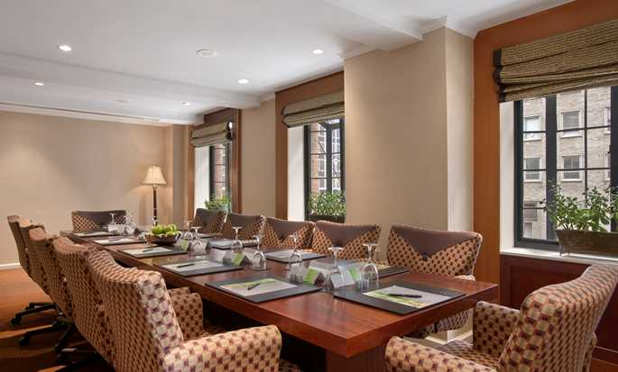 Hilton Manhattan East - North Boardroom