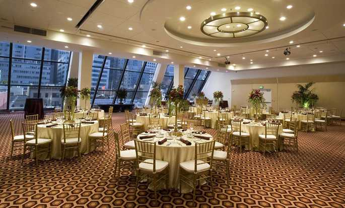 Hilton San Francisco Financial District hotel - Grand Ballroom