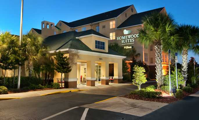 Homewood Suites by Hilton Orlando-Nearest to Univ Studios Hotel, USA - Hotel exterior