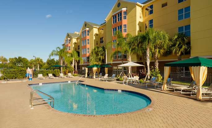 Homewood Suites by Hilton Orlando-Nearest to Univ Studios Hotel, USA - Pool