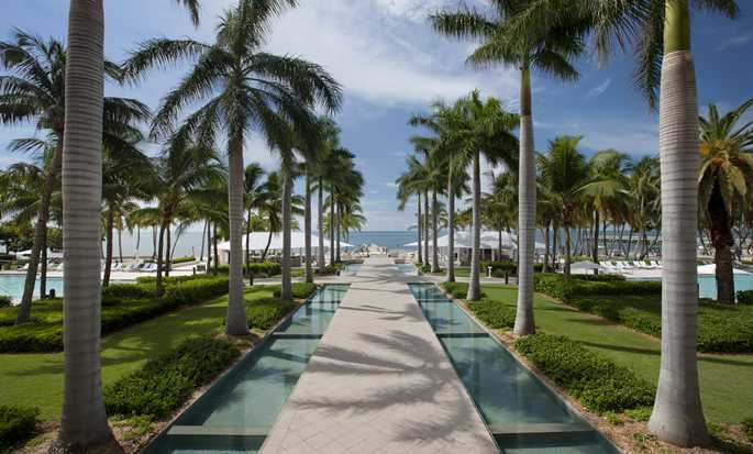 Casa Marina, a Waldorf Astoria Resort, Florida, USA - Water walk