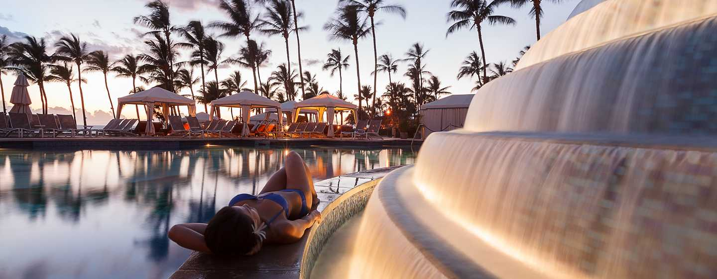 Grand Wailea, a Waldorf Astoria Resort, Havaí - Piscina