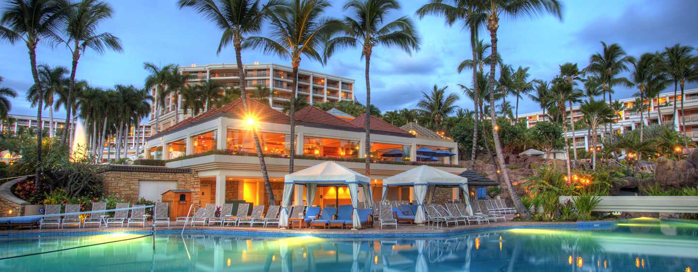 Grand Wailea, a Waldorf Astoria Resort, Havaí - Bistrô