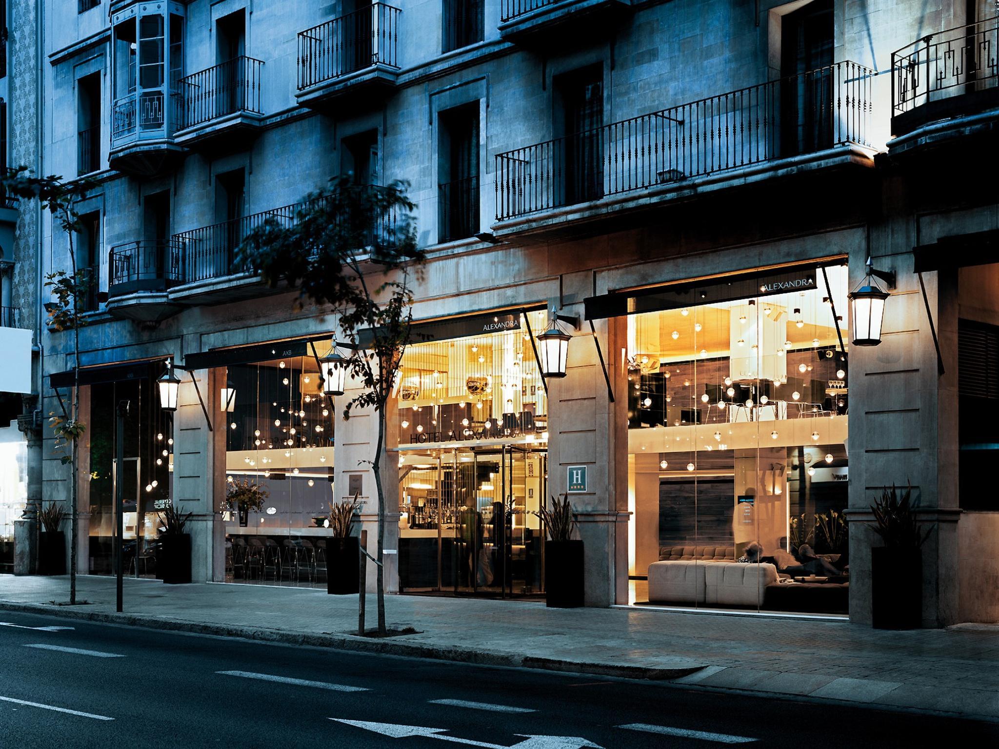Hot is em barcelona espanha hilton worldwide for Hoteis em barcelona