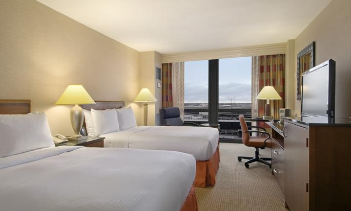 Hilton Chicago O'Hare Airport - Guest Room