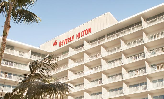 The Beverly Hilton - Exterior