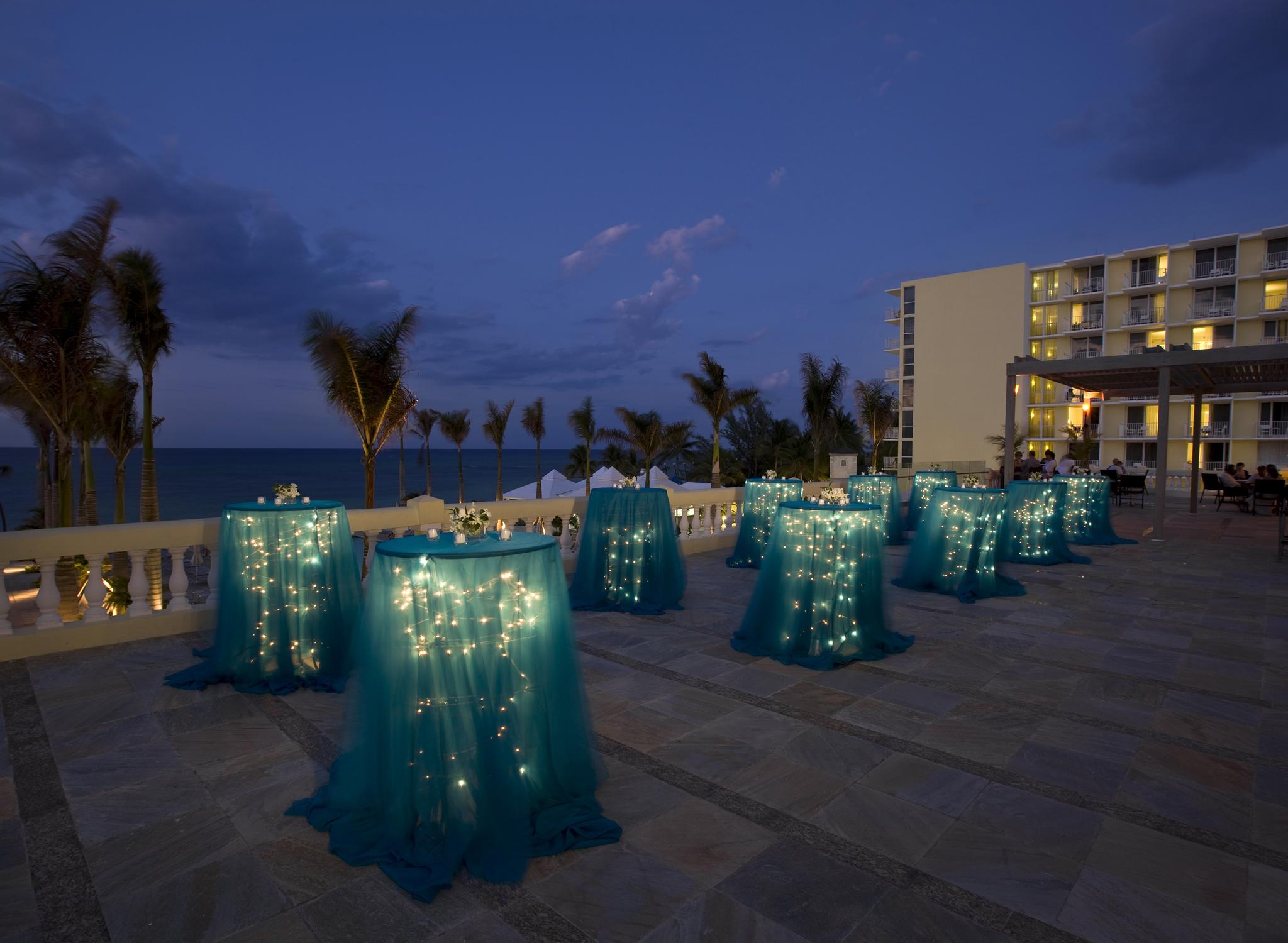 Resorts all inclusive na jamaica hilton rose hall hotel for Atuendo para boda en jardin
