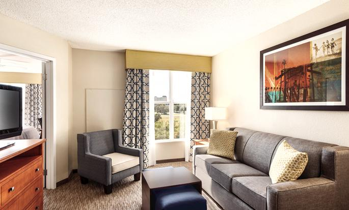 Homewood Suites by Hilton Orlando-International Drive/Convention Center, Orlando FL - Suite