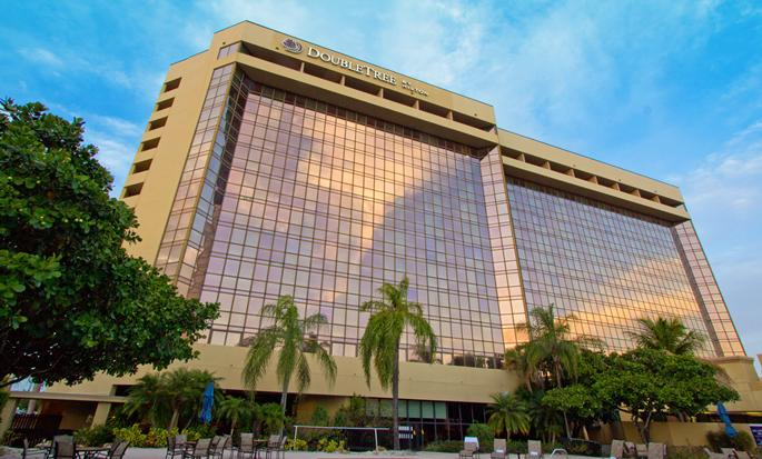 DoubleTree by Hilton Hotel Miami Airport & Convention Center - Exterior