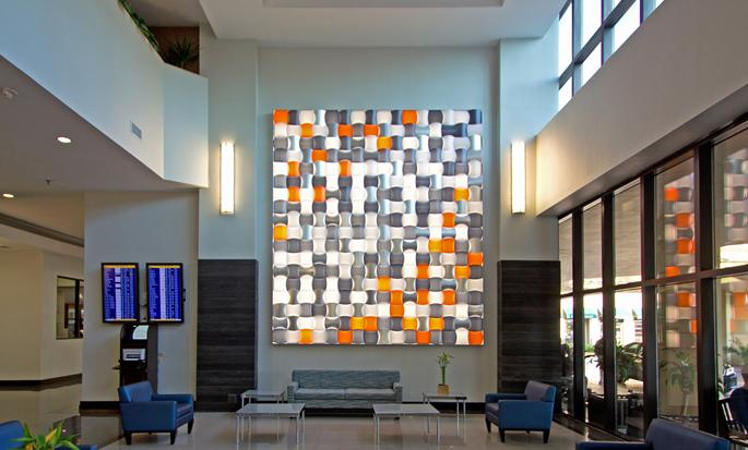 DoubleTree by Hilton Hotel Miami Airport & Convention Center - Lobby