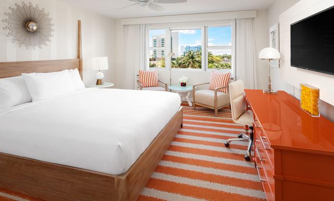 Hilton Cabana Miami Beach Hotel - King Room