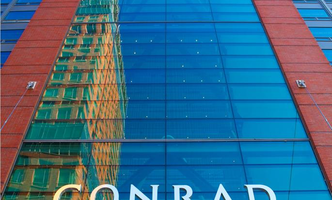 Conrad New York Hotel, USA - Exterior