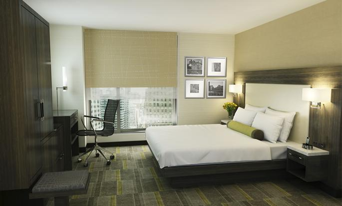 Hilton Garden Inn New York Times Square, NY - King Room