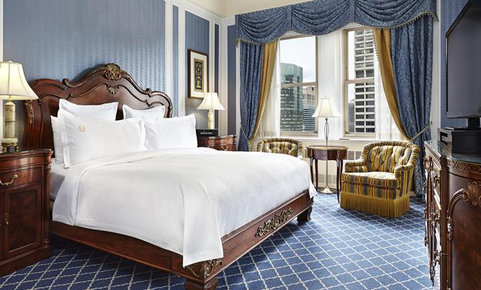 The Towers of the Waldorf Astoria New York, USA - One Bedrooom suite