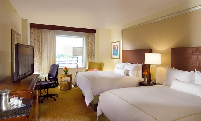 Hilton Orlando - Twin Queen Room