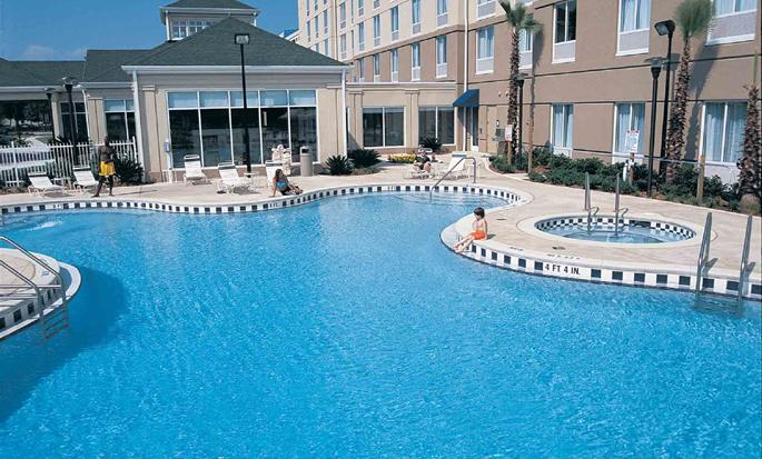 Hilton Garden Inn Orlando at Seaworld, USA - Outdoor pool