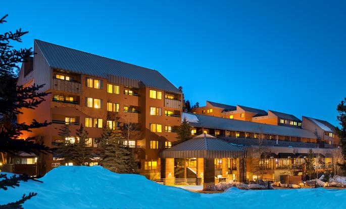 DoubleTree by Hilton Hotel Breckenridge - Hotel exterior