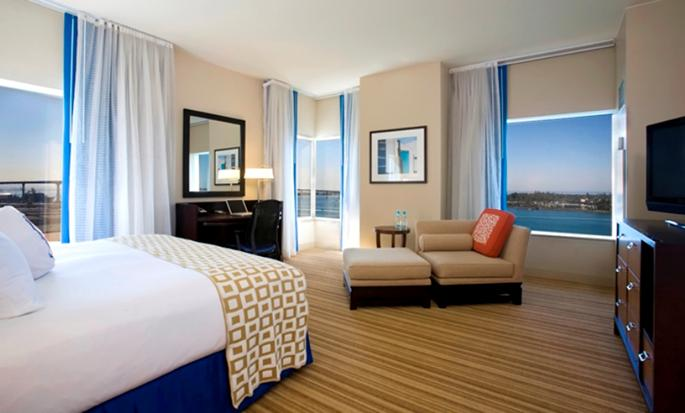 Hilton San Diego Bayfront, California USA - King Room