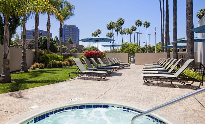 Embassy Suites San Diego - La Jolla, USA - Hot tub