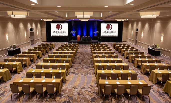 DoubleTree by Hilton Hotel San Diego - Mission Valley, California - Ballroom