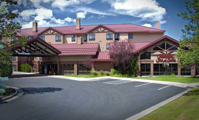 Hampton Inn & Suites Park City, Utah - Exterior