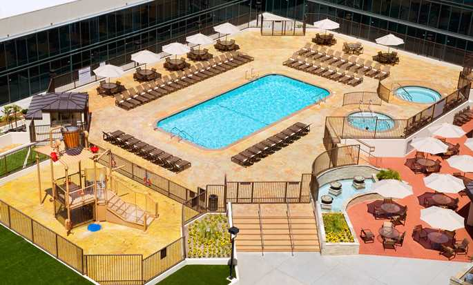 Hilton Anaheim, California - Fun Zone