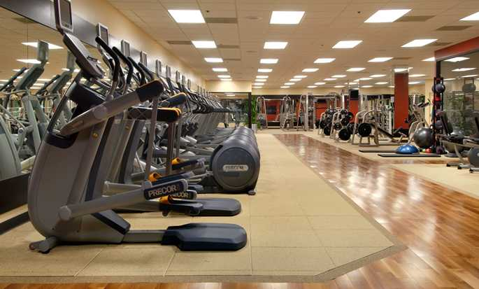 Hilton Anaheim, California - Fitness Center
