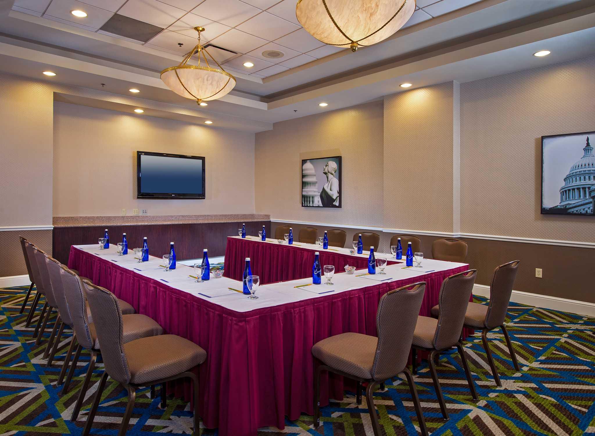 Hotell I Centrala Washington D C Hilton Garden Inn Washington D C