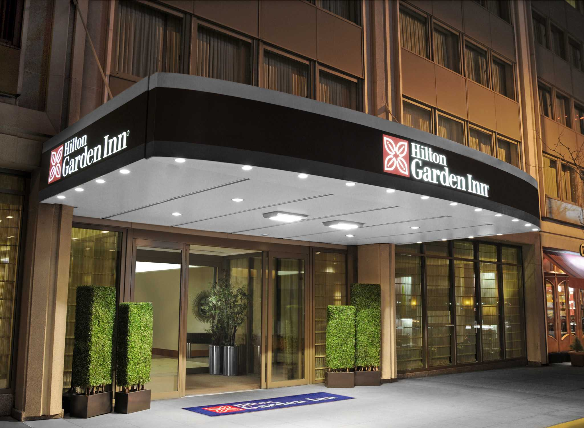 Hilton Garden Inn New York Midtown Park Avenue Hotel Autos Post